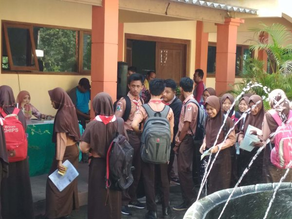 Hari Ini Pengambilan PIN Peserta PPDB Tahun Pelajaran 2018/2019 Dimulai Serentak